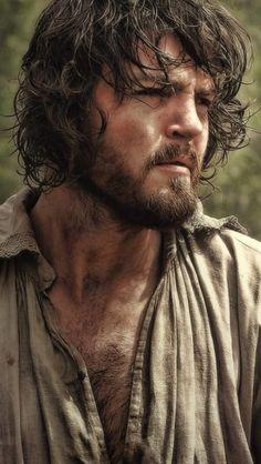 Tom Burke as Athos  The Musketeers BBC America