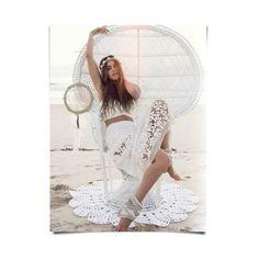 The Island Hour : Gold Ordon x Sabo Skirt