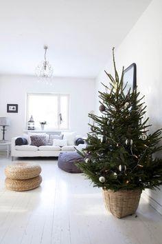 joulu kerrostalossa