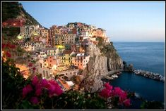 Cinque Terre I've been there!!!