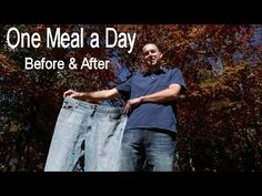 """""""OMAD"""" stands for """"one meal a day"""" and is a form of intermittent fasting. It's great for losing weight. Here are 7 reasons you should check it out! Omad Diet, Doodle Books, One Meal A Day, 2 Week Diet, Book Corners, Do You Believe, Intermittent Fasting, Weight Loss Transformation, Videos Funny"""