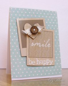Smile by Lucy Abrams, via Flickr