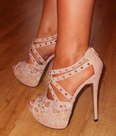 Nude Sandals ♥