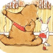 Bear and Bunny Knitting Class. Monica Carnessi