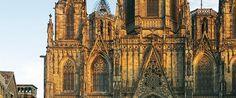 Detalle Catedral de Barcelona