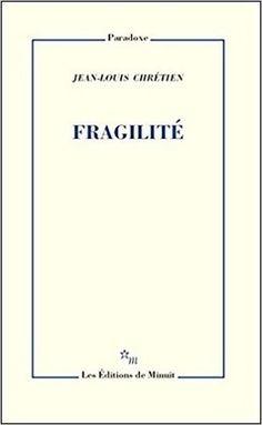 Jean-Louis Chrétien : Fragilité Howard Roark, Jeans, Cards Against Humanity, Google, Collection, Philosophy, Reading, Denim, Denim Pants