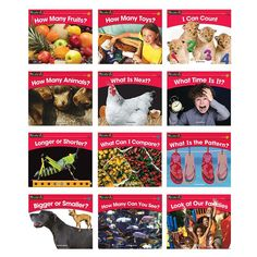 Math Content Area Leveled Readers English 12 Titles