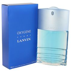 Oxygene By Lanvin Eau De Toilette Spray 3.4 Oz