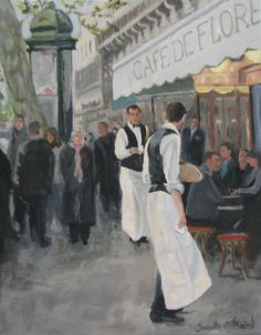 waiters