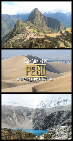 Thinking of backpacking in Peru? Check out my post for lots of tips and destination inspiration.