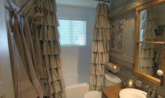 Les Airoldies retapent leur chalet : Salle de bain ! Encore une pièce magnifique !