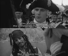 Pirates of the Carribean - Ik weet het nu gaat er een pirates overload komen :)