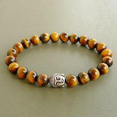 2017 Buddha Wrap Bracelet, Meditation Bracelet, Yoga Bracelet, Tiger Eye Bracelet, Men'S Tiger Eye Bracelet ,Men'S Buddha Bracelet, Mens Budda From Gongxumei, $3.92 | Dhgate.Com