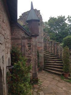 Nanstein Castle Landstuhl Germany 2015 jannahc