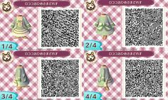 QR code for animal crossing new leaf