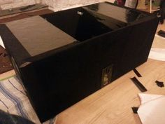 Subwoofer Coffee Table : 8 Steps (with Pictures) - Instructables
