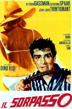 Il sorpasso, 1952.