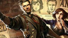 Bioshock Infinite. Amazing Game