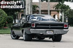 Plymouth Road Runner http://www.musclecardefinition.com/