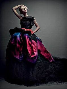 Designers' DNA – Dior – Modeconnect.com Collection Christian Dior Fall-Winter 2010-2011 Haute Couture