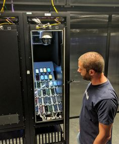 Facebook invited a small group of reporters to its Prineville, OR data center this week. Most companies don't even give their own employees access to their..