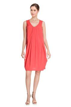 Vente Lauren Vidal / 12181 / Robes / Robes sans Manches / Robe Corail