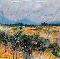 Deborah PHILLIPS artist, paintings and art at the Red Rag Scottish Art Gallery