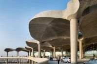 The Dramatic New Foster + Partners–Designed Terminal for Queen Alia Airport
