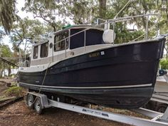 Fishing Boats For Sale, Sport Fishing Boats, Trailerable Houseboats, Trawlers For Sale, Trawler Yacht, Used Boat For Sale, Wood Boats, Fresh Water Tank, Tug Boats