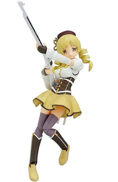 Puella Magi Madoka Magica Tomoe Mami Gun Cosplay Prop New 39 Rapid Heat Dissipation Costume Props