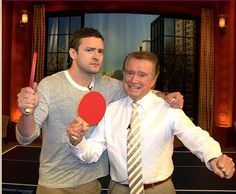 Everyone loves Ping-Pong ! Even Justin Timberlake :) Table Tennis Game, Ping Pong Table Tennis, Futuristic Architecture, Justin Timberlake, Paddle, Action, Celebrity, Celebs, History
