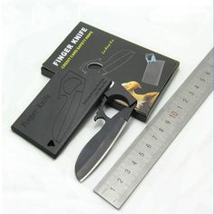 US $2.99 - Karambit Top Quality Tactical Claw hobby survival Karambit Ring Knife Card knife credit card knife - Aliexpress: Click to find more --> http://s.click.aliexpress.com/e/UByNbIA2J