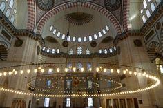 Szulejmán szultán mecsete Isztambul