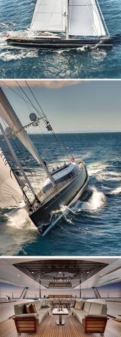 Alloy Yachts Kokomo Superyacht.......