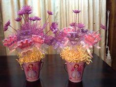 Princess chocolate lollipops