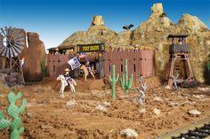 Skywalkers Wild West Diorama 2012