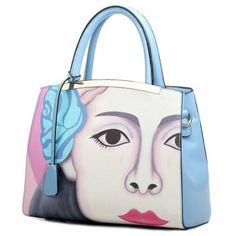 SHARE & Get it FREE | Stylish Painting and PU Leather Design Women's Tote BagFor Fashion Lovers only:80,000+ Items·FREE SHIPPING Join Dresslily: Get YOUR $50 NOW!
