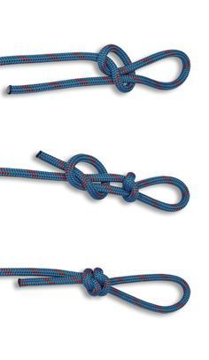 Paracord: The Ultimate Survival Tool - Way Outdoors Loop Knot, The Knot, Knot Braid, Jewelry Knots, Bracelet Knots, Bracelets, Rope Knots, Macrame Knots, Tying Knots