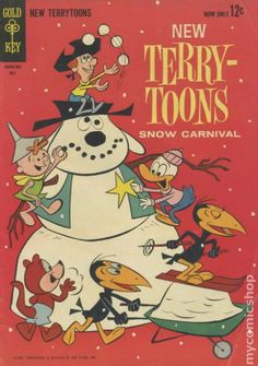 New Terrytoons #3