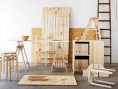 Månadens material: Trä | Redaktionen | inspiration från IKEA