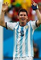 Argentina de Messi bate a Bélgica com gol aos 7min (Reuters)