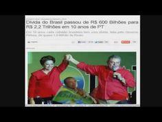 Lula trocou a dívida externa pela dívida interna o Brasil está quebrado