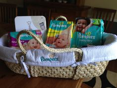 New #Pampers Diapers Arrive three times drier than ordinary diapers.  Post includes all the changes and a Special #Giveaway.  #PampersBabyBoard