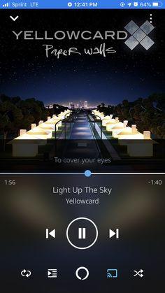 Lyrics On Canvas, Light Up, Desktop Screenshot, Weather, Sky, Cover, Heaven, Heavens, Weather Crafts