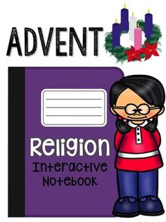Looking for an engaging resource to help teach your students about the season of Advent?Religion Interactive Notebook: Advent contains resources that can be used periodically at the beginning of Advent, and at other times throughout the season.Contents:Printable Advent WreathThe Liturgical Year Graphic OrganizerAll About Advent Graphic OrganizerAdvent: He Comes!