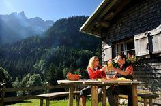 ღღ Oberstdorf, auf der Buchrainer Alpe