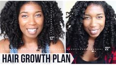 My Natural Hair Growth Plan + Theory | Chit Chat - Naptural85. Very interesting... I may try this with her