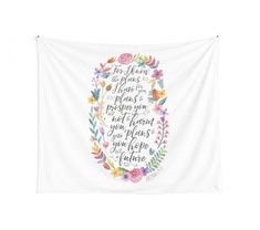 Hope and A Future I Love People Quotes, I Love You Quotes For Him, Good Life Quotes, Love Yourself Quotes, Tapestry Design, Wall Tapestry, Finding Happiness, Happiness Quotes, Deep Love Poems