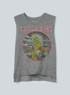 Chaser Iron Maiden Tank, $60 at Aritzia.com.