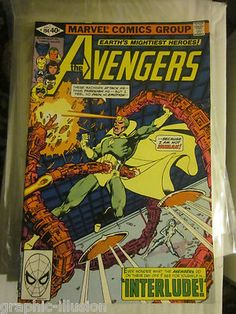 Avengers Comics from Graphic Illusion Comics and Art